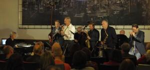 Hele band Gember Live 1 031015